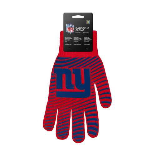 New York Giants Glove BBQ Style