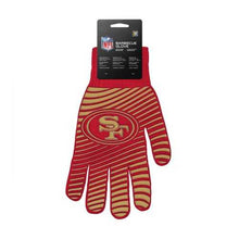 Load image into Gallery viewer, San Francisco 49ers Glove BBQ Style