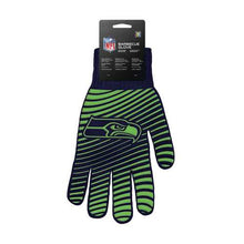 Load image into Gallery viewer, Seattle Seahawks Glove BBQ Style