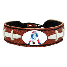 Load image into Gallery viewer, New England Patriots Bracelet Classic Jersey Pat Patriot Design