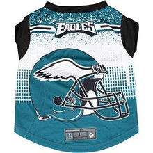 Load image into Gallery viewer, Philadelphia Eagles Pet Performance Tee Shirt Size L
