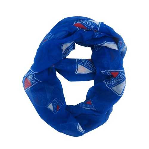 New York Rangers Scarf Infinity Style