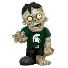 Load image into Gallery viewer, Michigan State Spartans Zombie Figurine