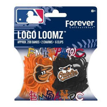 Load image into Gallery viewer, Baltimore Orioles Logo Loomz Filler Pack