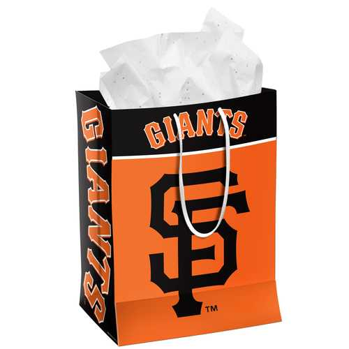 San Francisco Giants Gift Bag Medium Special Order