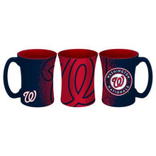 Load image into Gallery viewer, Washington Nationals Coffee Mug 14oz Mocha Style Special Order