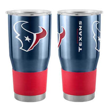 Load image into Gallery viewer, Houston Texans Travel Tumbler 30oz Ultra Navy