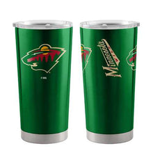 Load image into Gallery viewer, Minnesota Wild Travel Tumbler 20oz Ultra Special Order