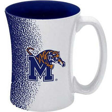 Load image into Gallery viewer, Memphis Tigers Coffee Mug 14oz Mocha Style Special Order