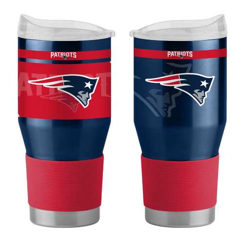 New England Patriots Travel Tumbler 24oz Ultra Twist Special Order