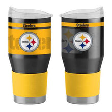 Load image into Gallery viewer, Pittsburgh Steelers Travel Tumbler 24oz Ultra Twist Special Order