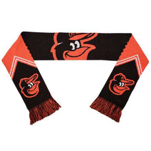 Load image into Gallery viewer, Baltimore Orioles Scarf - Reversible Stripe - 2016