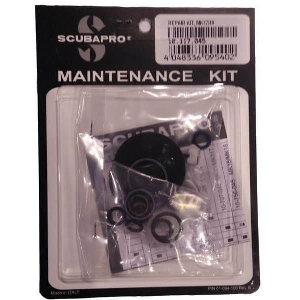 Service Kit Scubapro MK17/19 1. trin - Scubadirect