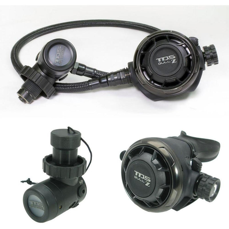 Regulator TDS Gull Z Tactical Black