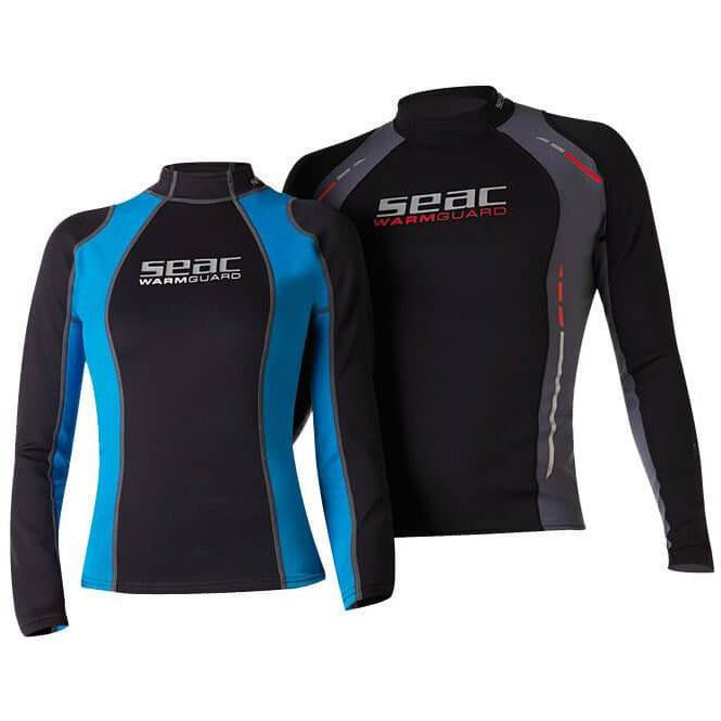 T-shirt Seac Warm Guard Long - Scubadirect