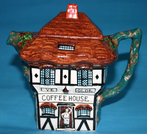 Cottage teapot Coffee House