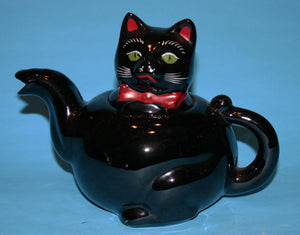 Black cat small size