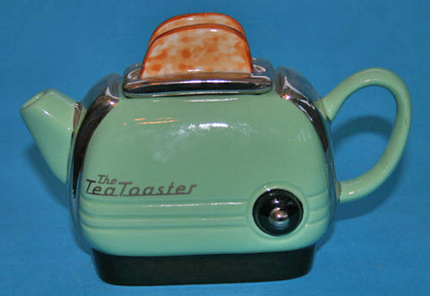 Toaster Green or Blue colourway small size