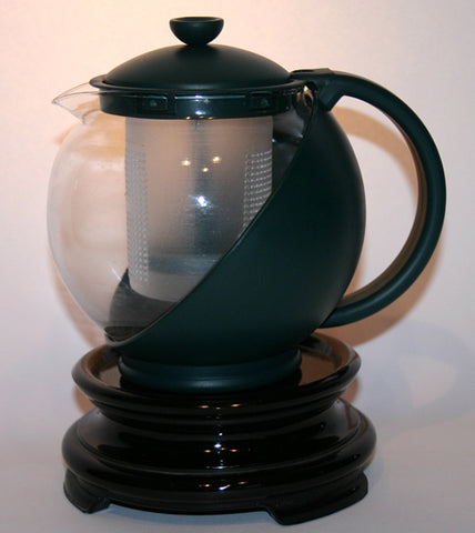 Chatsford type Glass infuser pot