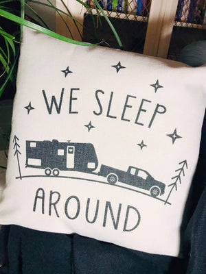 Camping Pillow Cover