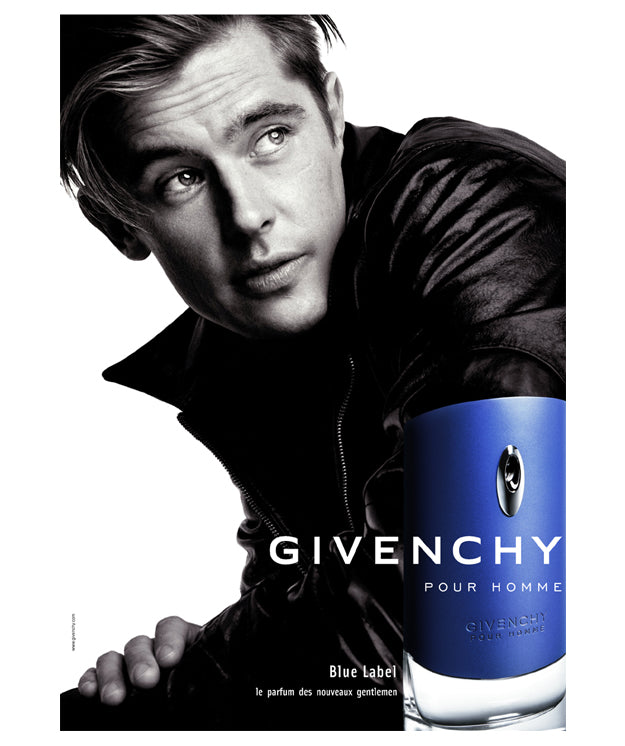 Givenchy	Blue Label 100ml Caballero