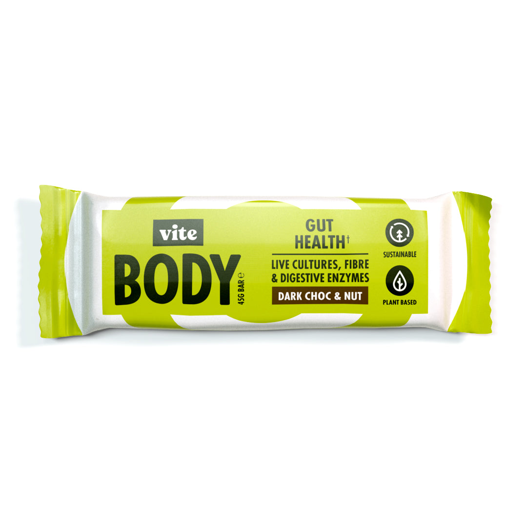 Vite Body Bar - Dark Choc & Nut