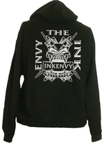 Load image into Gallery viewer, Envy the Ink Black Hoodie