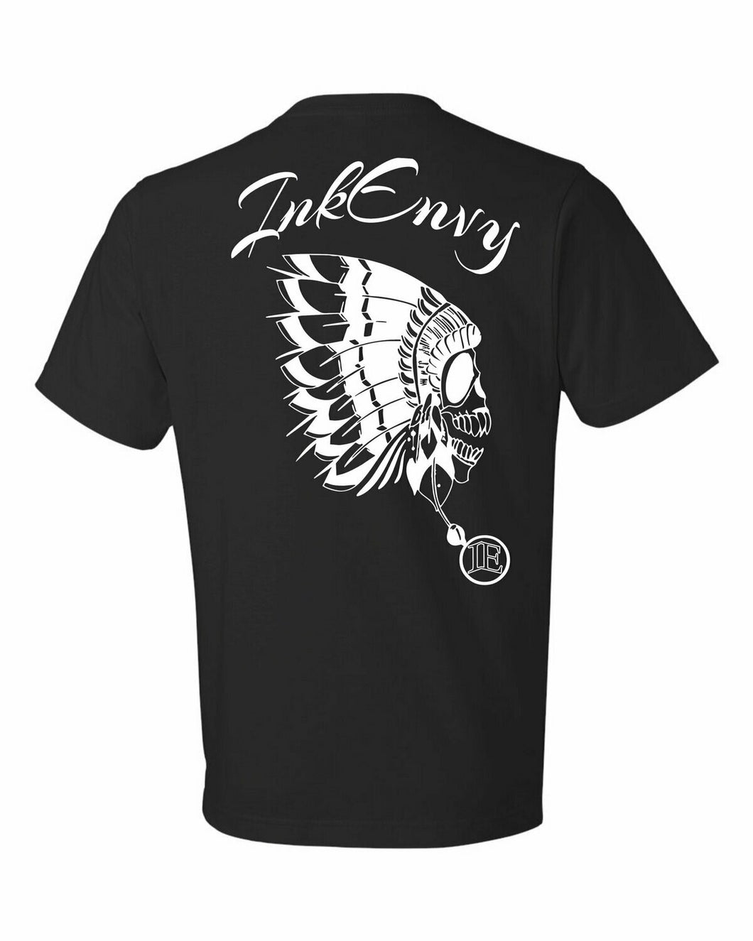 Skull Chief Black Tee
