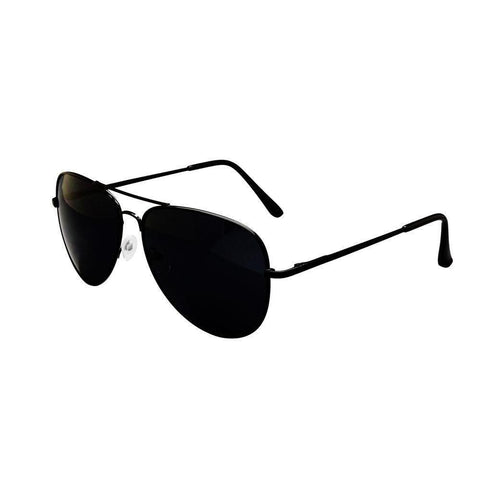 Black Sunglasses Polarized UV400 Lens Unisex - Toplen