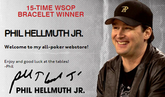 Phil Hellmuth's Poker Brat Clothing Company