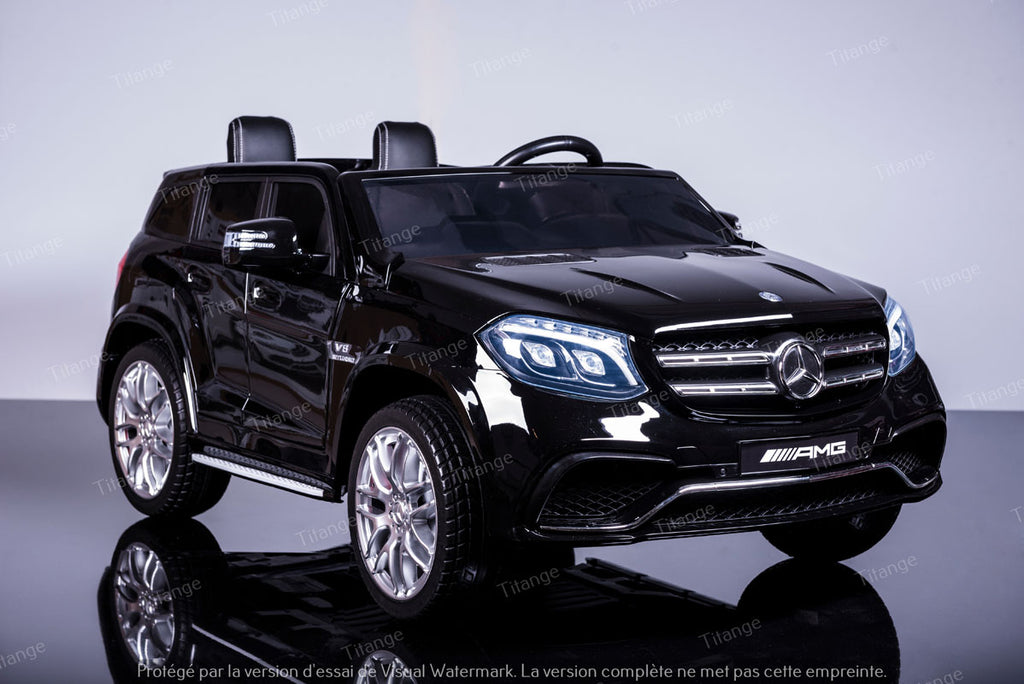 Mercedes GLS Noir - AMG [Version Luxe]