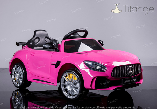 Mercedes GTR AMG - Rose [Version Luxe]