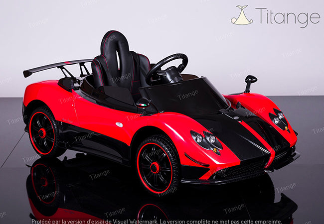 Pagani Rouge/ Noir [FULL OPTION]