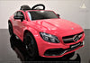 Mercedes C63 Rose [Version Luxe]