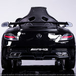 Mercedes SLS AMG - Noir Carbon [Full Option]