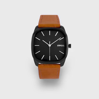 ICON Midnight - Black / Brown