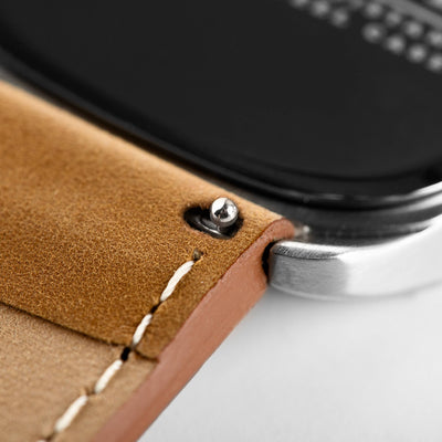 Replacement Strap - Tan Leather Strap