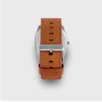 ICON Classic - Silver / Brown - Sasqwatch Co