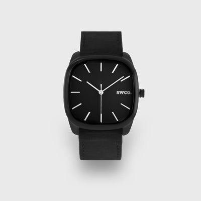 Watch - ICON Midnight - Black / Black