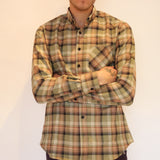 Japanese Flannel | Green Plaid - Is this Menswear?  - 2