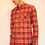 Japanese Flannel | Red Plaid - Is this Menswear?  - 2