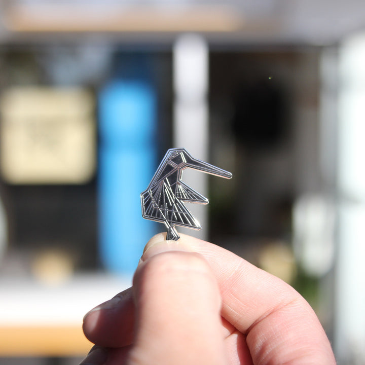 Hummingbird Pin - Is this Menswear?  - 1