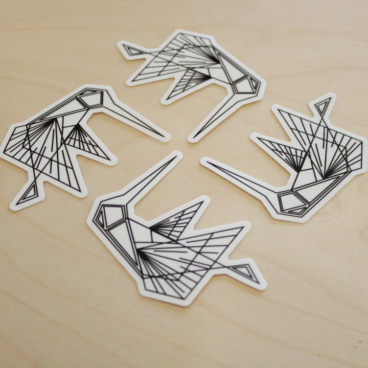 Hummingbird Sticker - Is this Menswear?