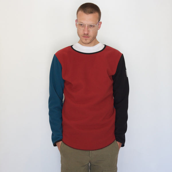 Fleece Pullover | Special Edition - Is this Menswear?  - 1