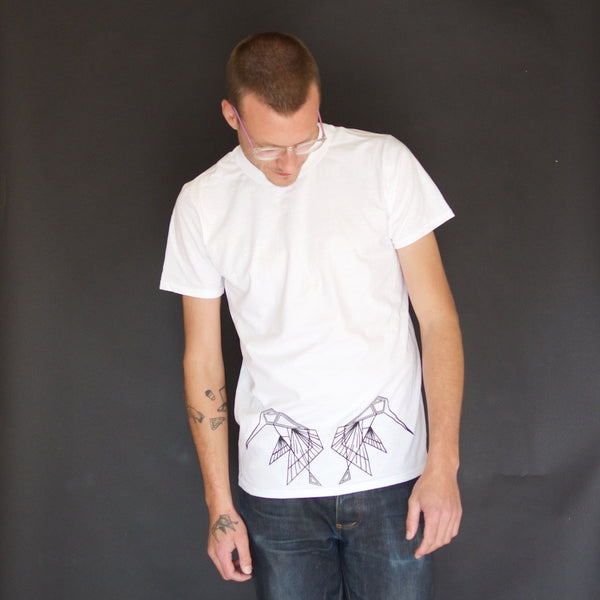Special Edition White Tee Shirt - Is this Menswear? - 1