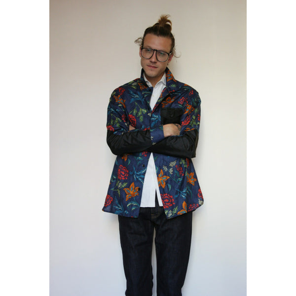Technical Oxford | Floral - Is this Menswear?  - 1