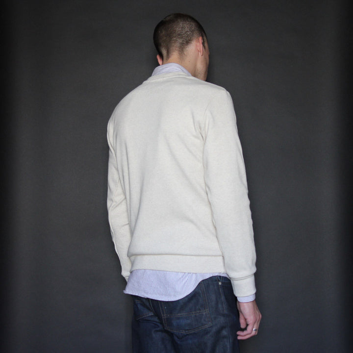 Sweatshirt | Oatmeal - Is this Menswear?  - 1