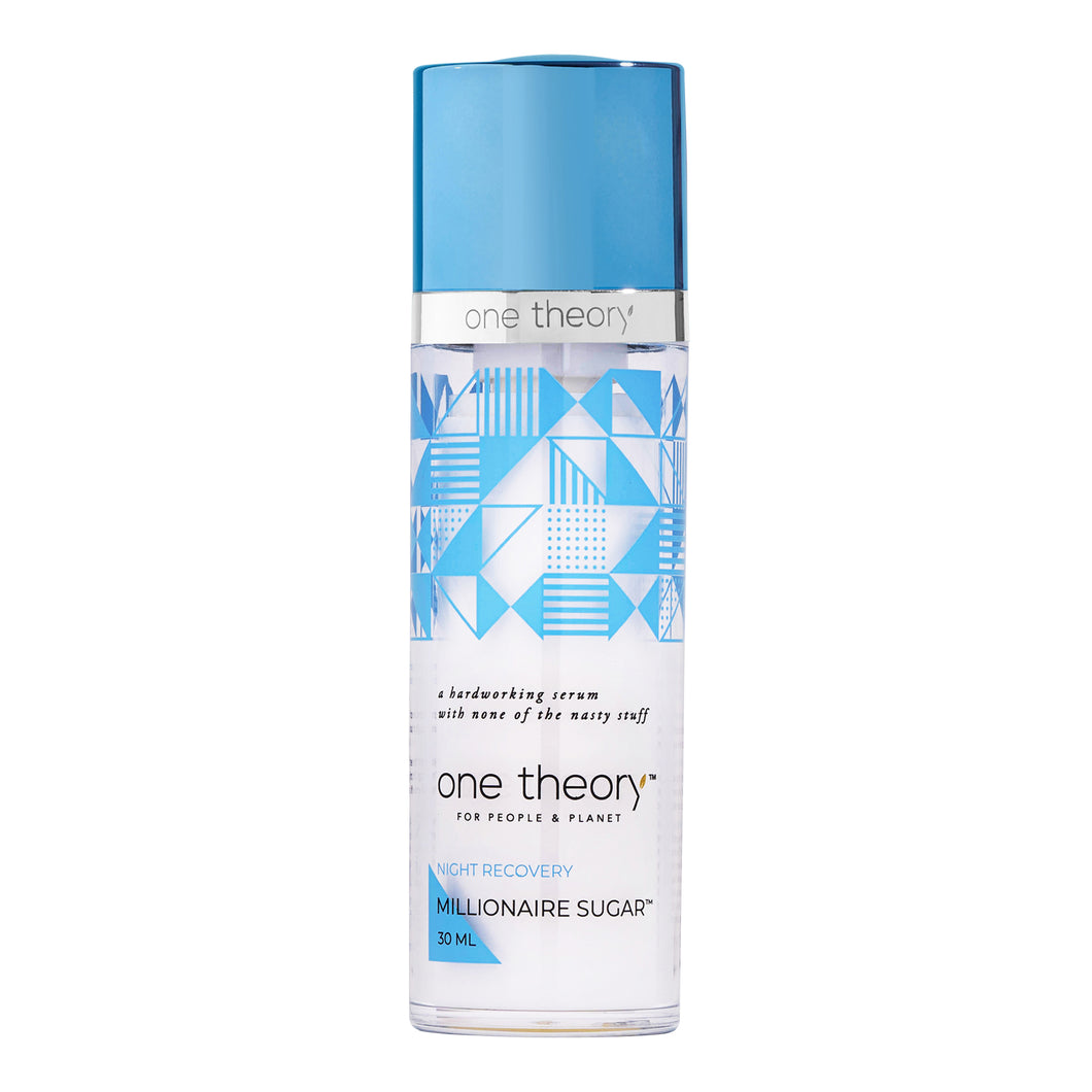 One Theory | Millionaire Sugar™ Retinol Night Recovery Serum | 1 fl oz