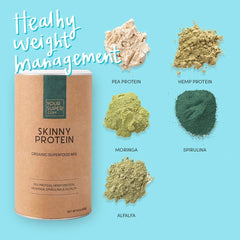 Your Super - SKINNY PROTEIN MIX - Verbetert je metabolisme (400 gr)