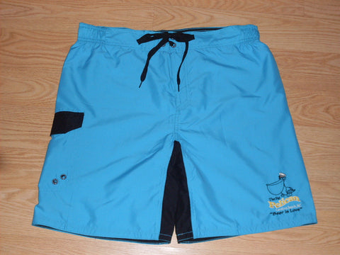 Men's Board Shorts Aqua